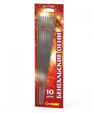 Бенгальские огни 250 мм