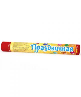 Хлопушка пневматическая (метал-ное конфетти) - 400 мм